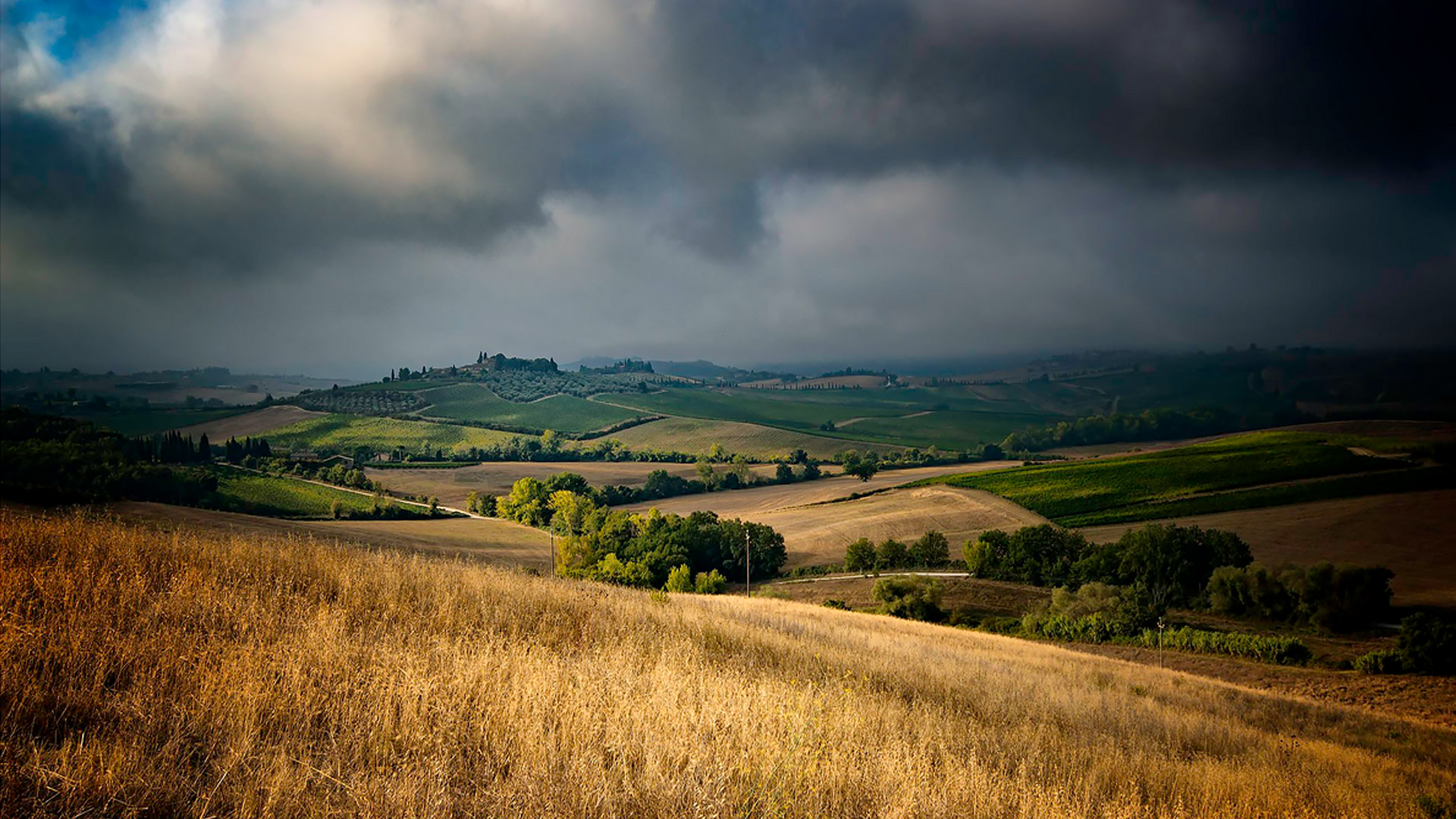 Tuscany, Itlay landscape