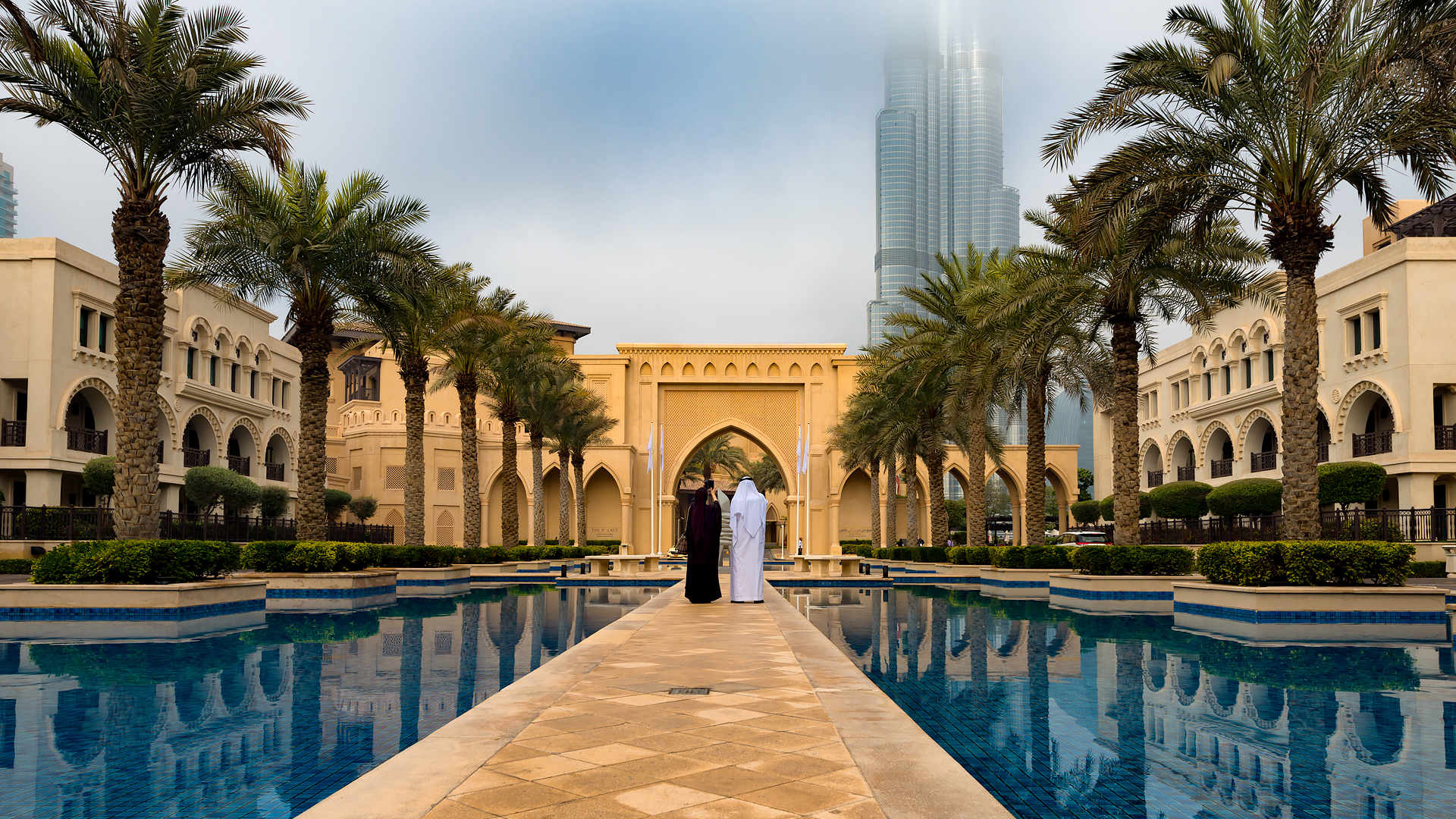 The Palace, Downtown Dubai