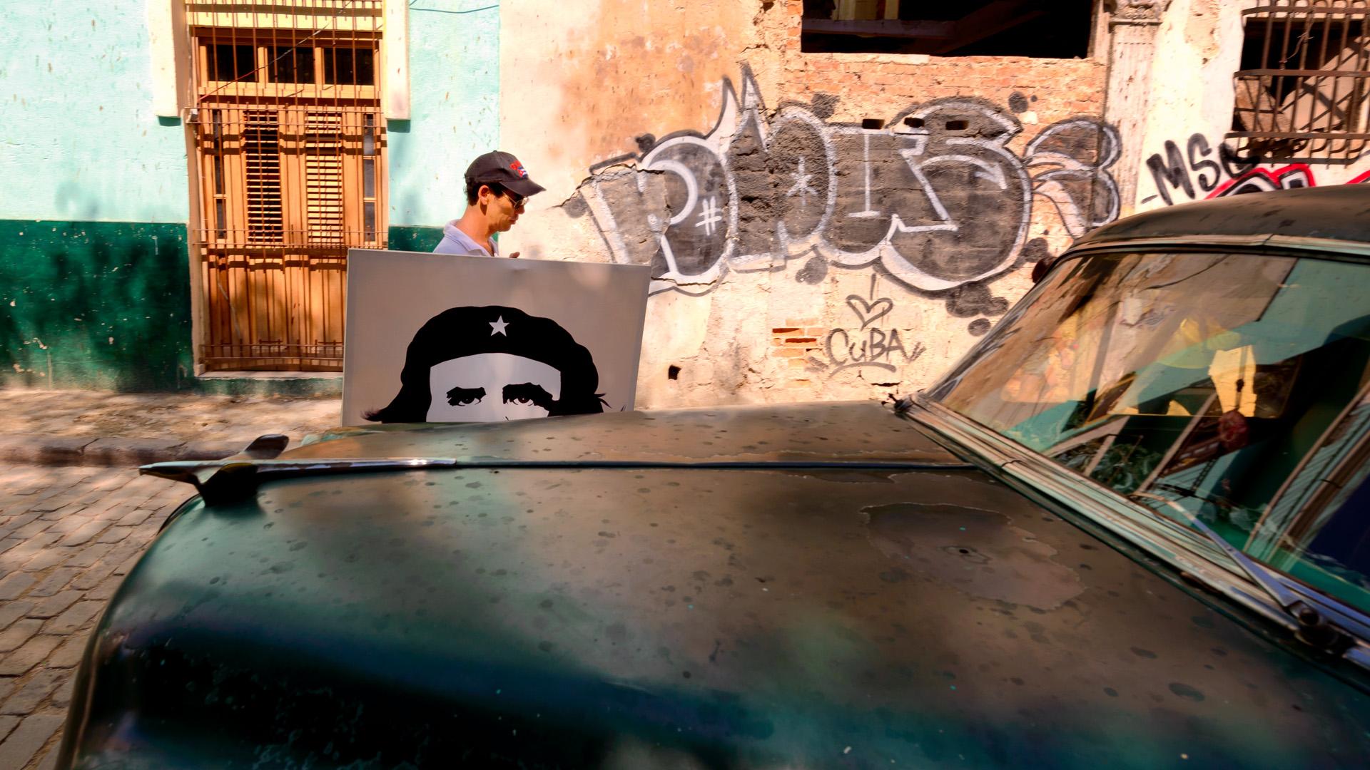 Havana_Che Guevara
